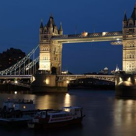 London Tower Bridge - European Health Organisation